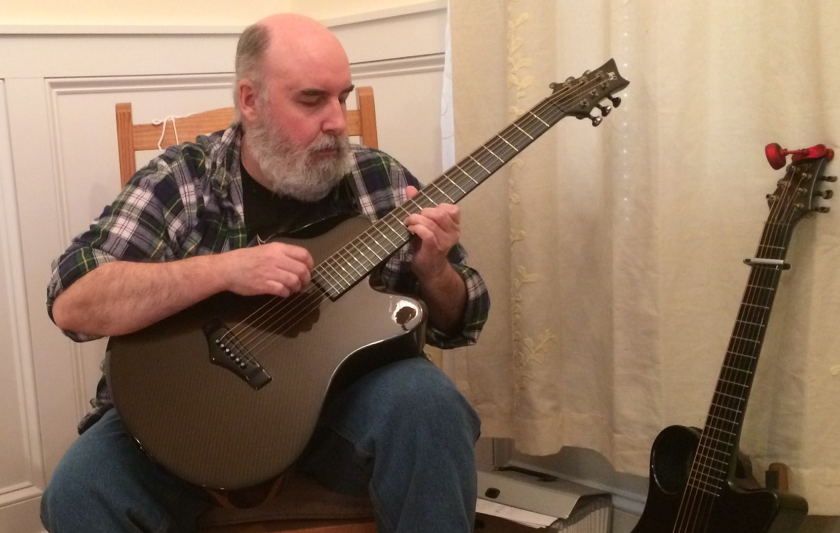 Emerald Guitars