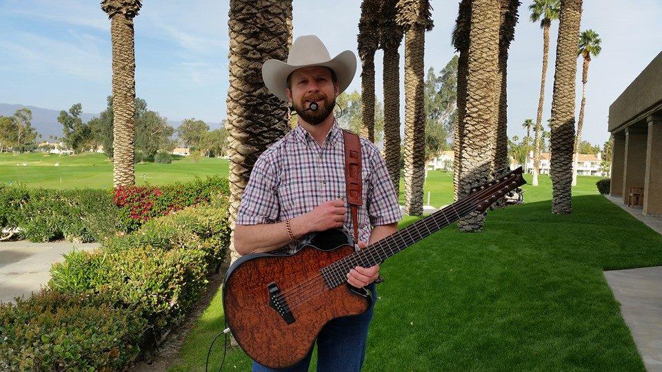 12 string emerald guitar