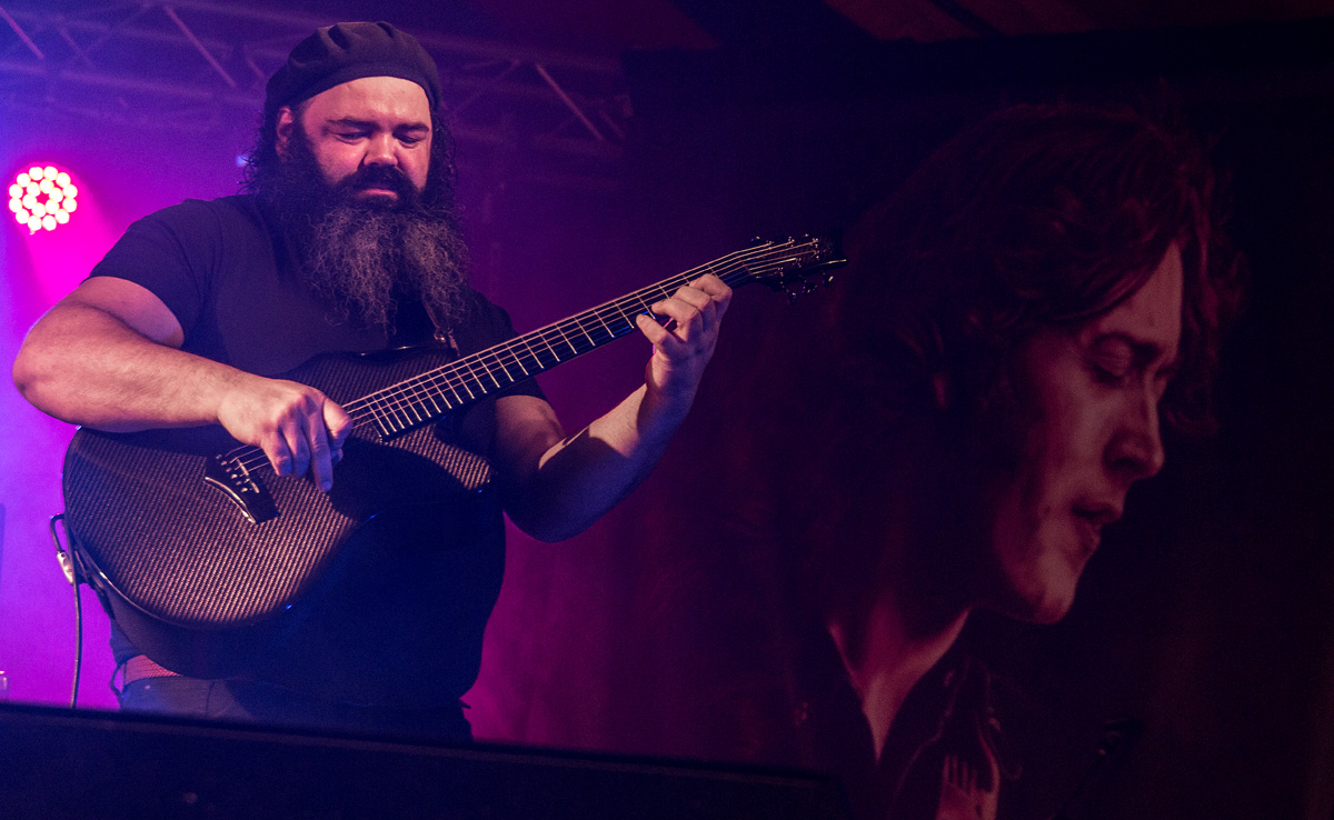 Emerald Guitars - Johnny Gallagher