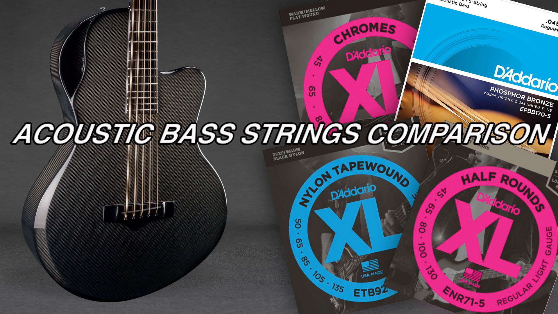 balor bass string comparison with michael gillespie emerald guitars. Black Bedroom Furniture Sets. Home Design Ideas